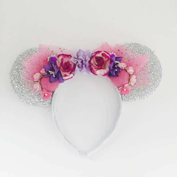 Mouse ears for toddler girls