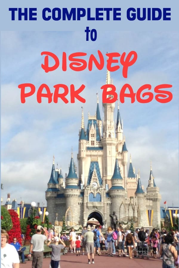 Should I bring a purse to Disney World? Find out in this complete park bag guide. Includes what to put in a theme park bag, the best crossbody bag for theme parks, and things to buy from Amazon for Disney trip.