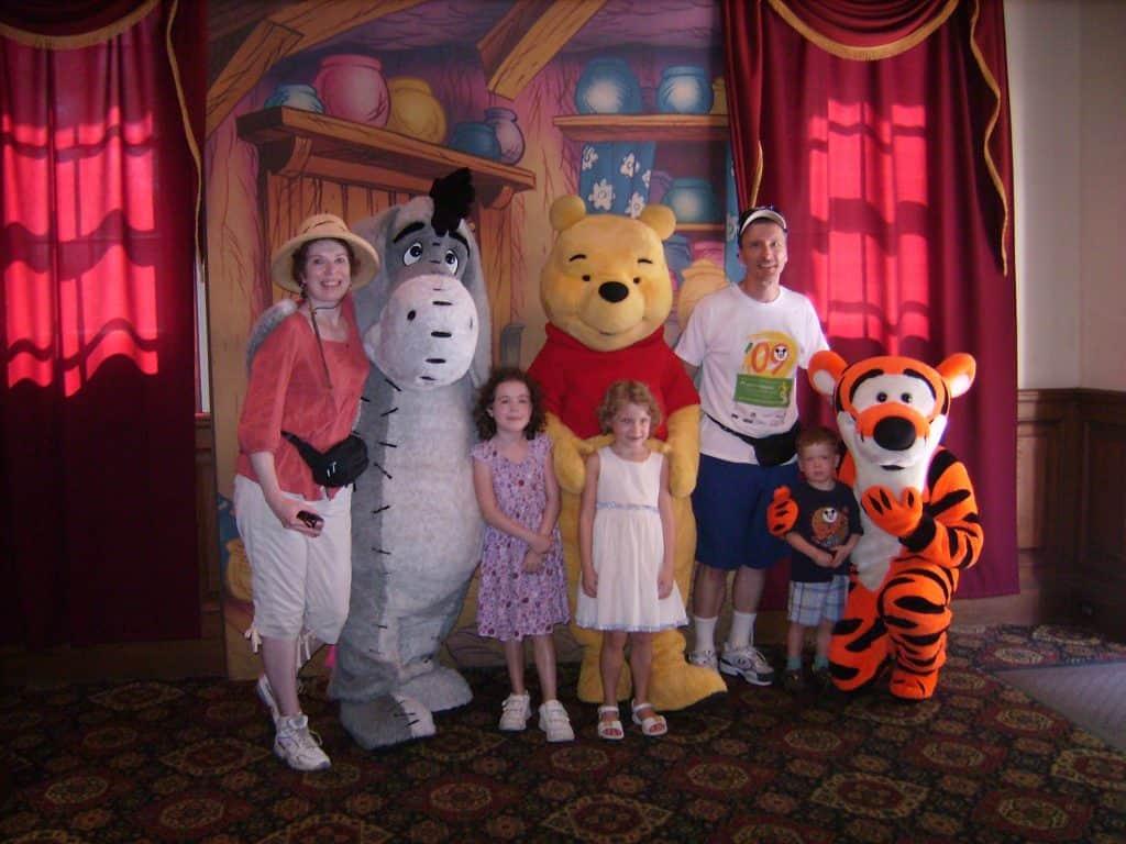 Fanny pack at Walt Disney World
