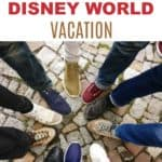 Best Shoes for kids, moms, and dads on your Disney World vacation