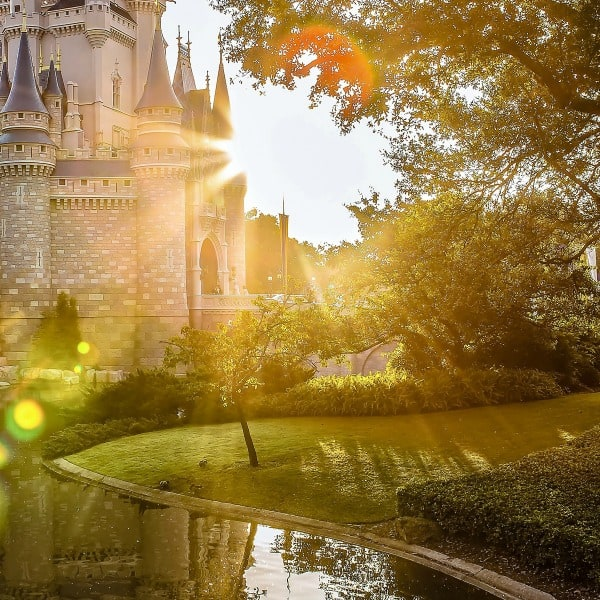 Castle at Walt Disney World