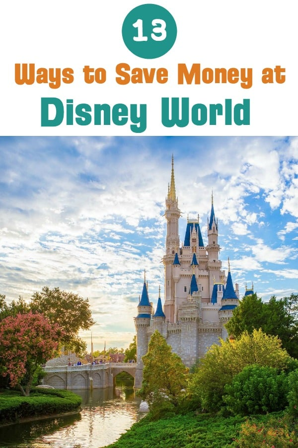 Save Money at Walt Disney World