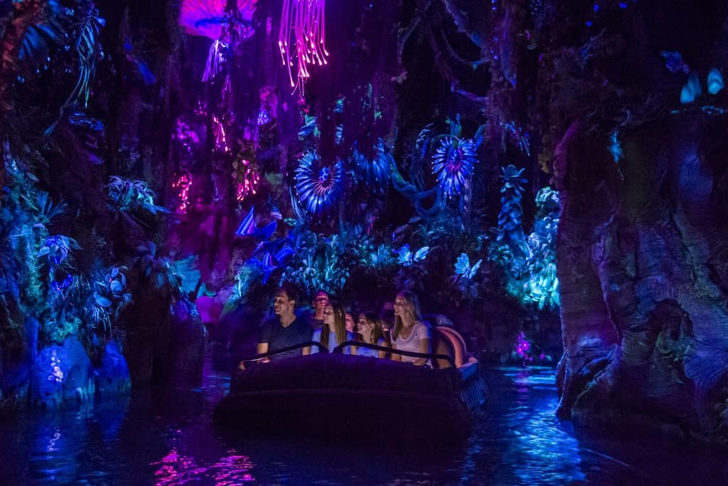 Navi River Journey, a Tier 1 Fastpass Ride at Animal Kingdom