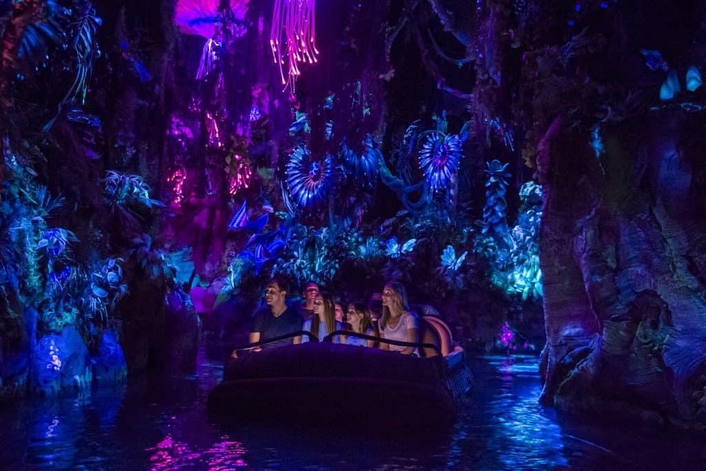 Na'vi River Journey, a Tier 1 Ride at Animal Kingdom