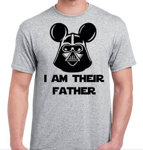 Etsy Shirt for Disney Dads