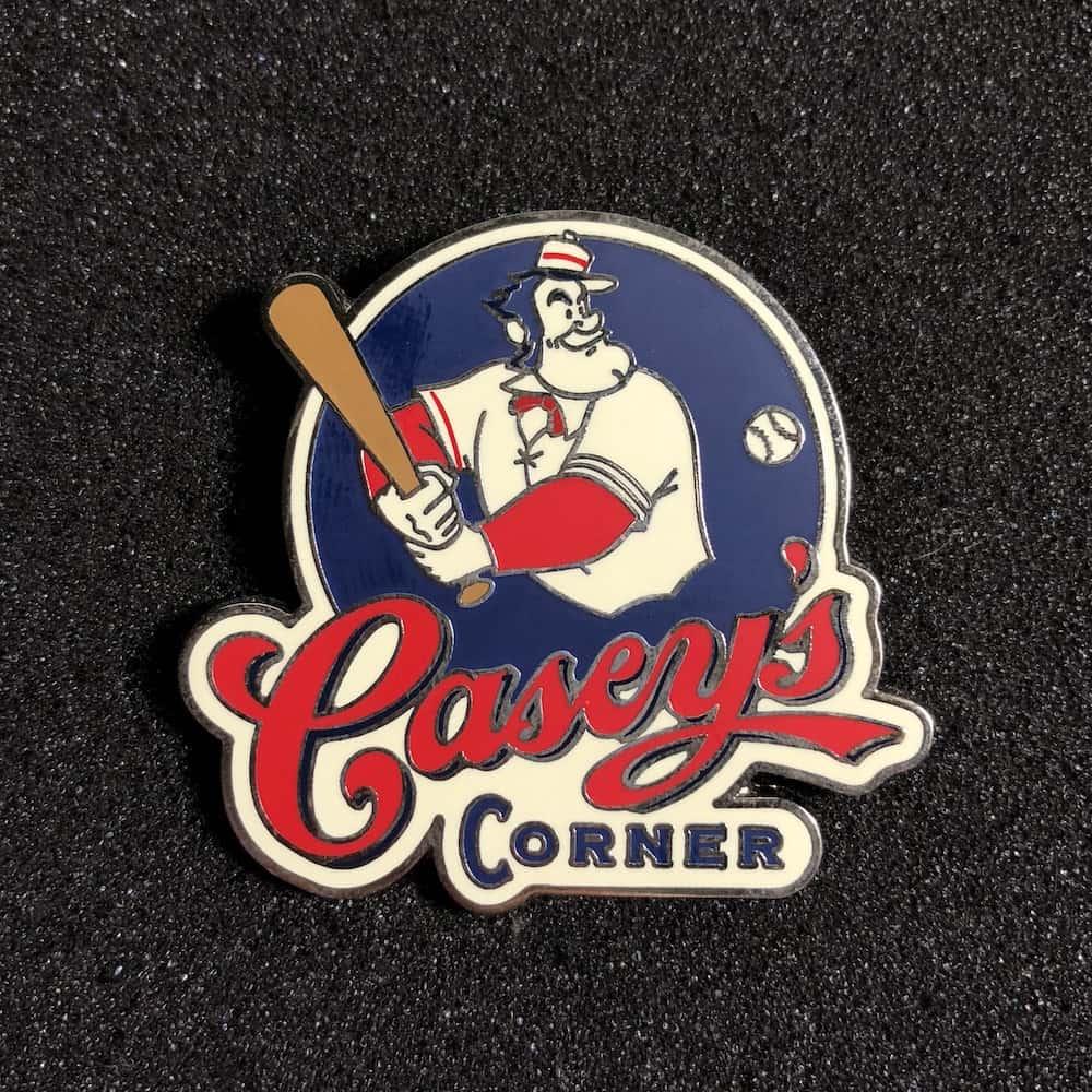Caseys Corner Disney Pin