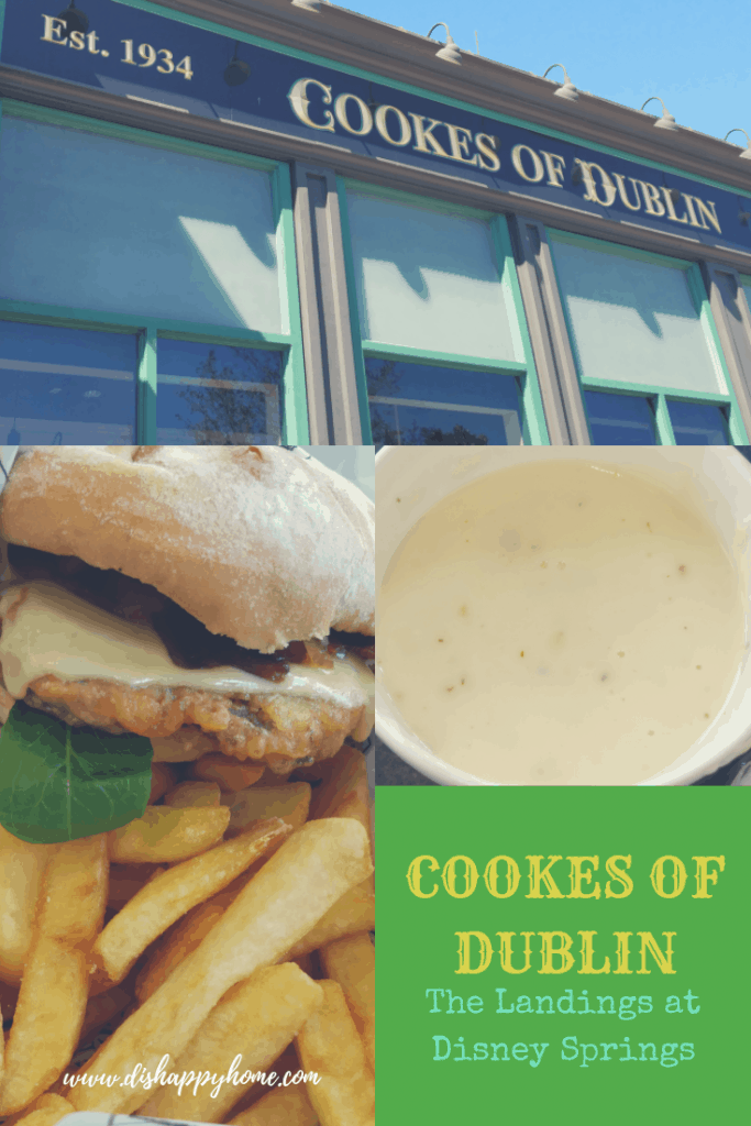 Cookes of Dublin in Disney Springs