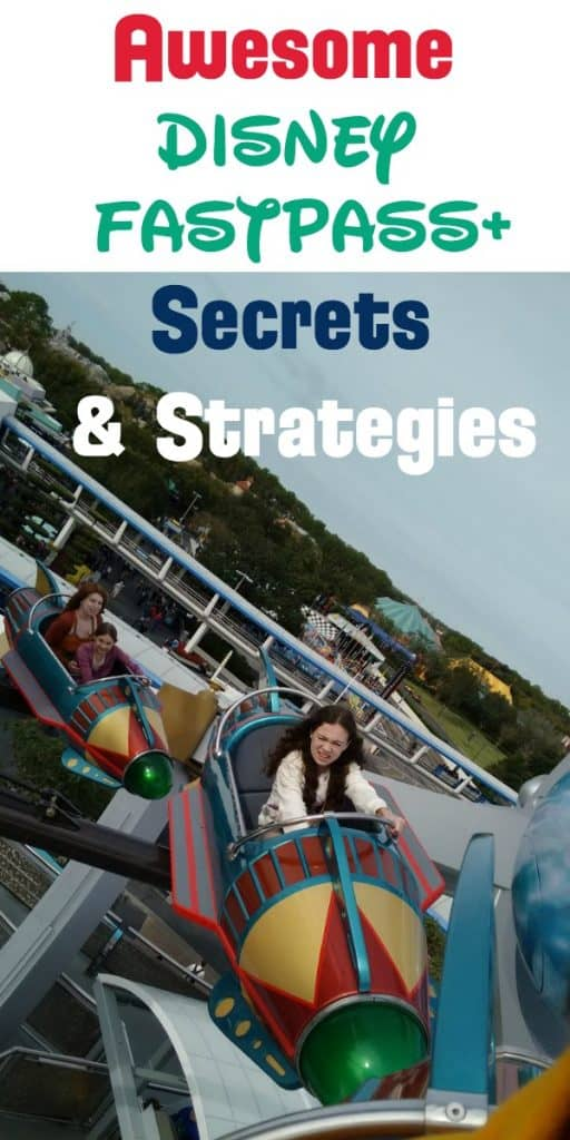 Disney Fastpass secrets and strategies