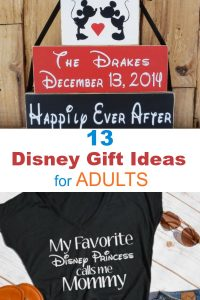 Disney Gift Ideas for Adults