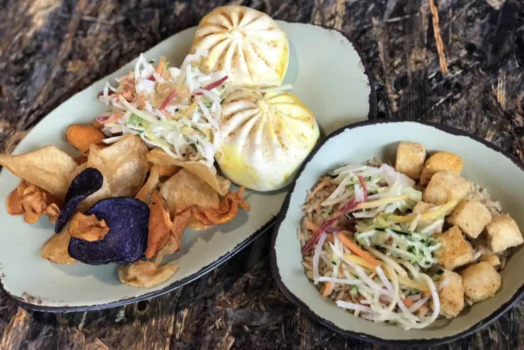 Vegetable Curry Buns from SatuLi Canteen at World of Pandora