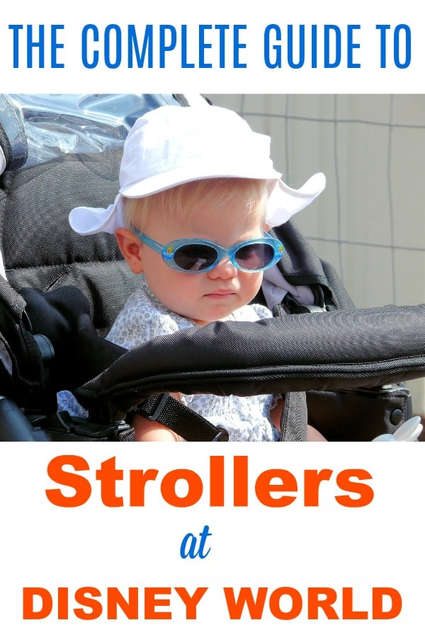 Best Strollers for Disney World (Lightweight, Double ...