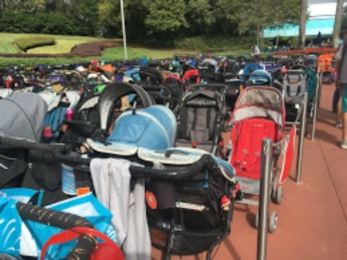 how to make your stroller stand out in Disney World
