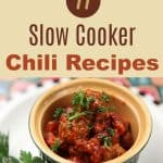 Best easy slow cooker chili recipes