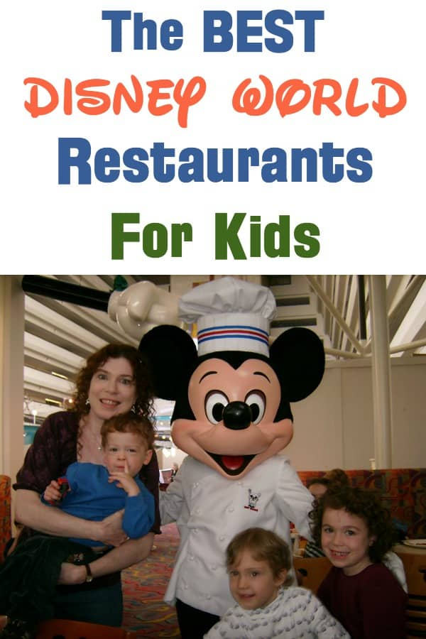 Best Disney World restaurants for kids