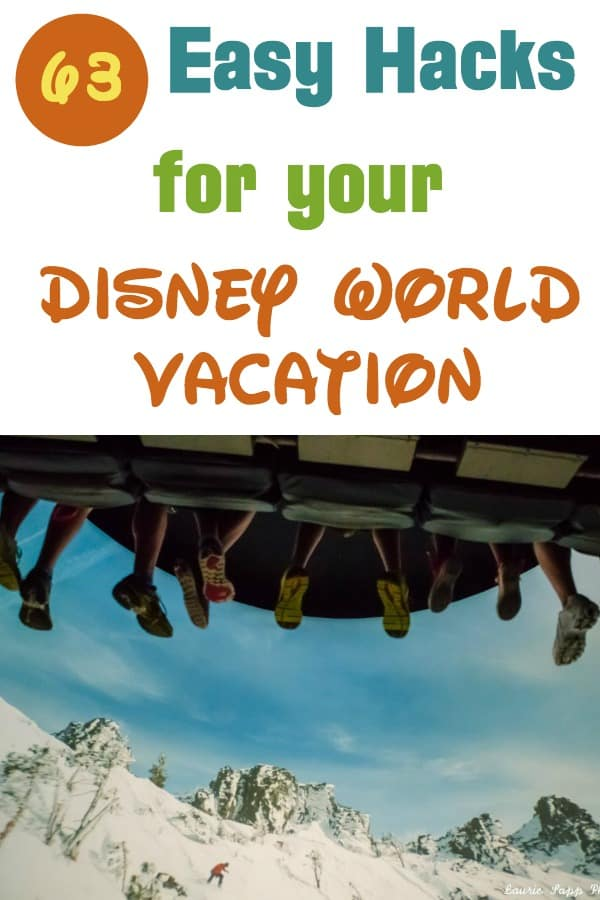 Walt Disney World saving secrets, Disney line hacks, tips for the Disney dining plan, and Disney transportation tips. Plus cool things to buy from Amazon for Disney trip
