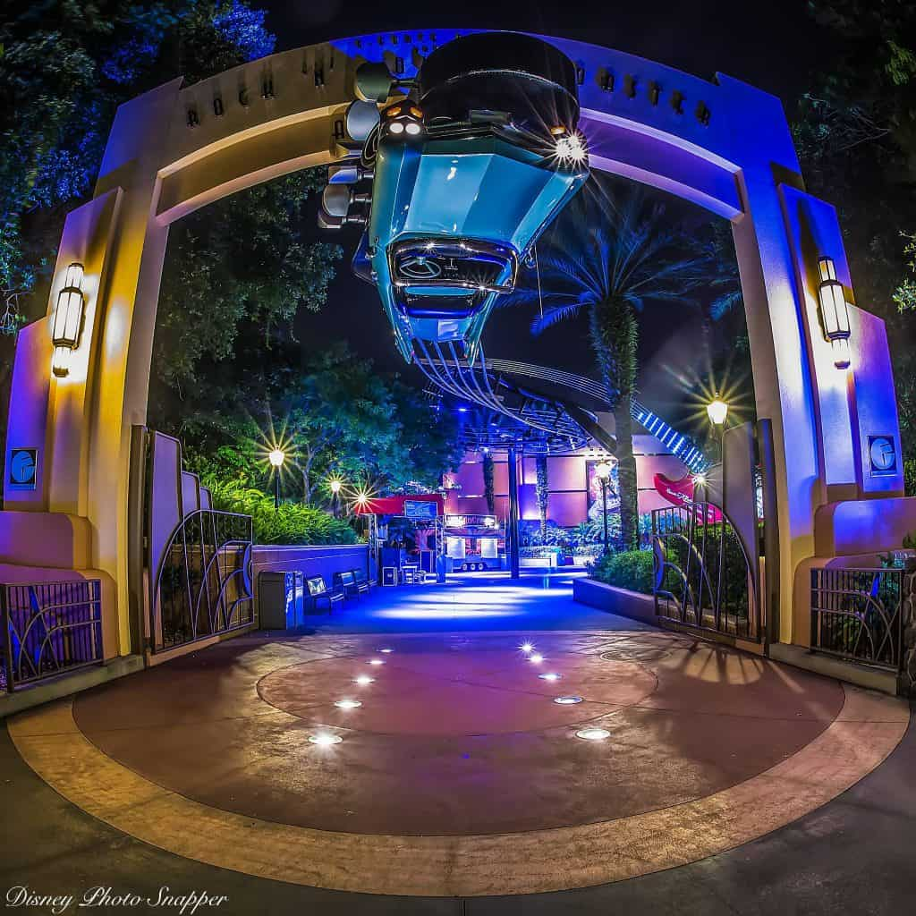 Rock n Roller Coaster at Hollywood Studio