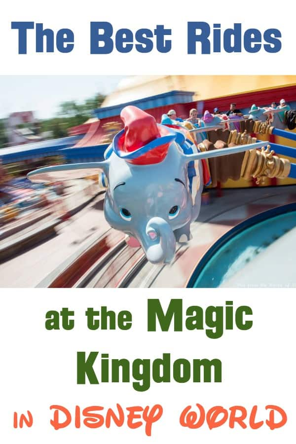 The top rated Magic Kingdom attractions, plus which rides to skip at Magic Kingdom. Also answers questions like: Is Jungle Cruise worth it? Is Haunted Mansion too scary for toddlers? Does Astro Orbiter have Fastpass? Will I get wet on Splash Mountain? and more!