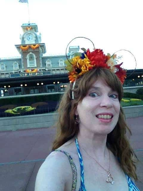 Etsy Mouse ears on Disney World vacation