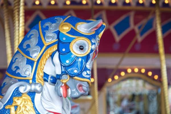 Prince Charming Regal Carrousel in Magic Kingdom