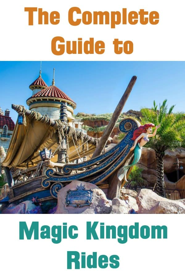 Is Jungle Cruise worth it? Is Seven Dwarfs Mine Train age appropriate? Does Astro Orbiter have Fastpass? Find out in this article that covers all the top rated Magic Kingdom attractions. Also: learn how to stay dry on Splash Mountain!