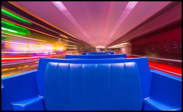 People Mover ride at Disneys Magic Kingdom