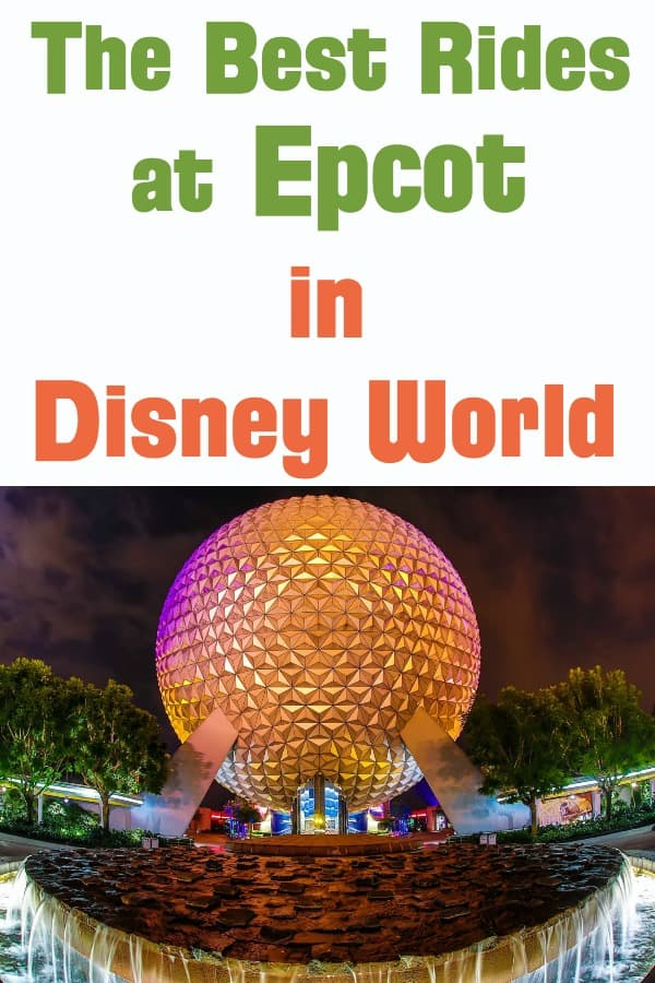 Is Spaceship Earth a roller coaster? Should I get a Fastpass for Soarin' or Test Track? Is Mission Space scary? What is Soarin Around the World? What is the best ride at Epcot, and what Epcot rides should I skip? Find the answer to these more in this complete guide to every Epcot park ride and attraction!
