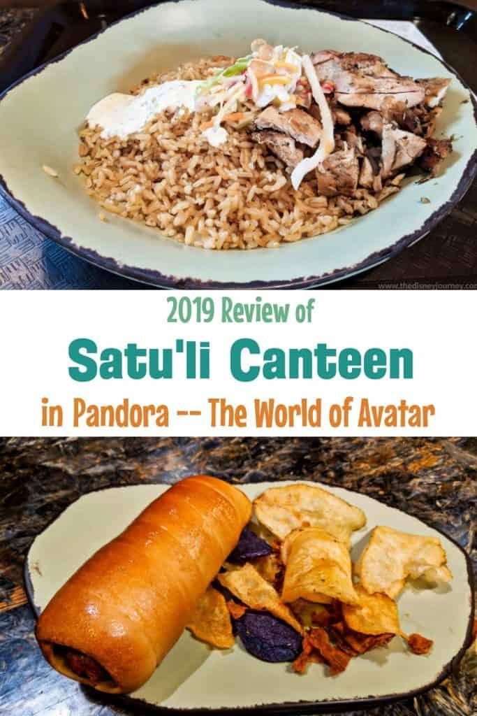 Review Satu'li Canteen World of Pandora