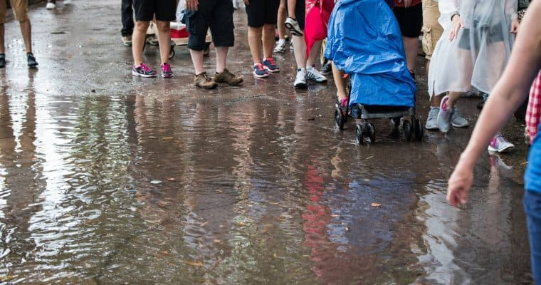 What to Do at Disney World When it Rains (and What Rides Close at the Parks)