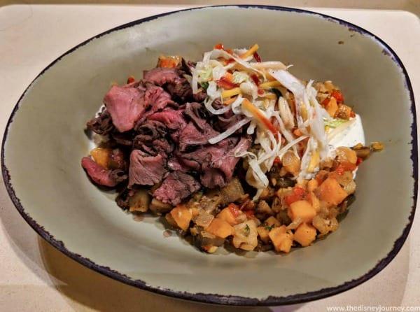 Beef Bowl at Satuli Canteen in Pandora