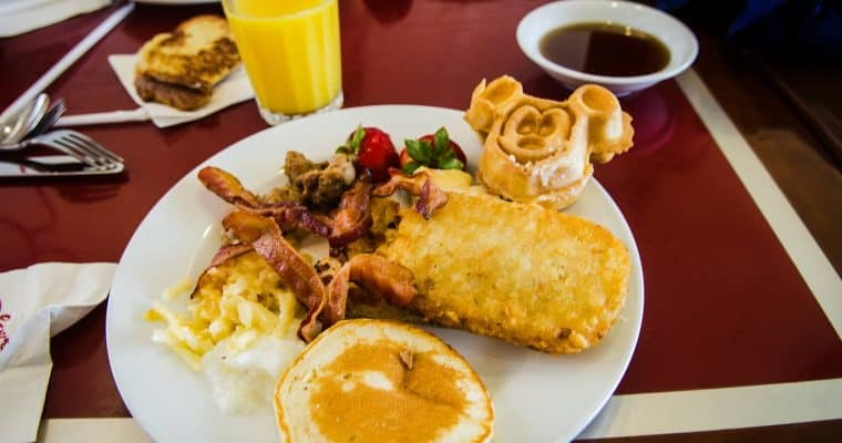 Chef Mickey's Breakfast Review: Menu, Prices, & Characters