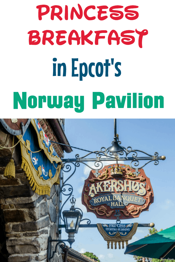 Best places to have breakfast at Epcot before the park opens -- Askershus Royal Banquet Hall princess breakfast at Epcot's Norway is a good, less expensive alternative to Cinderella's Royal Table in the Magic Kingdom