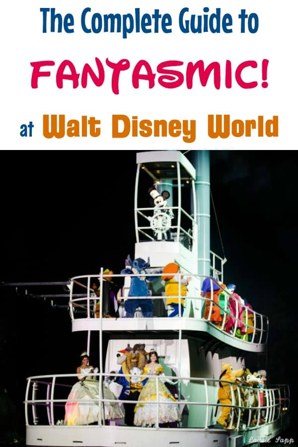 Complete Guide to Fantasmic! at Walt Disney World's Hollywood Studios. Is the Dining Package worth it? Should I get a FastPass for Fantasmic? How early do we need to arrive? and more!