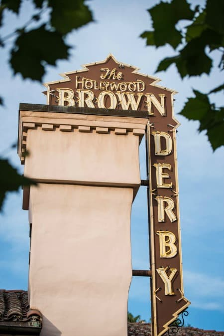 Hollywood Brown Derby Fantasmic Dining Package