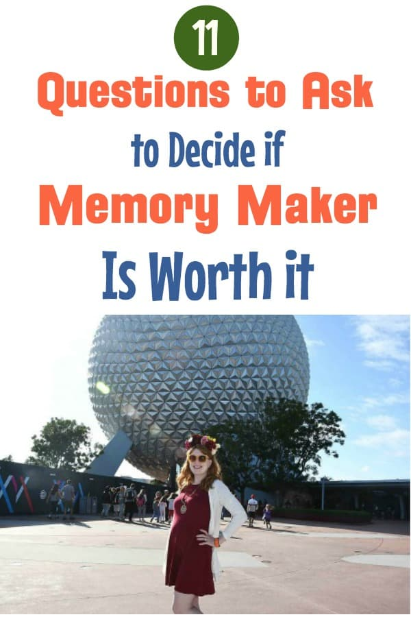 Questions to Decide if Memory Maker is worth it