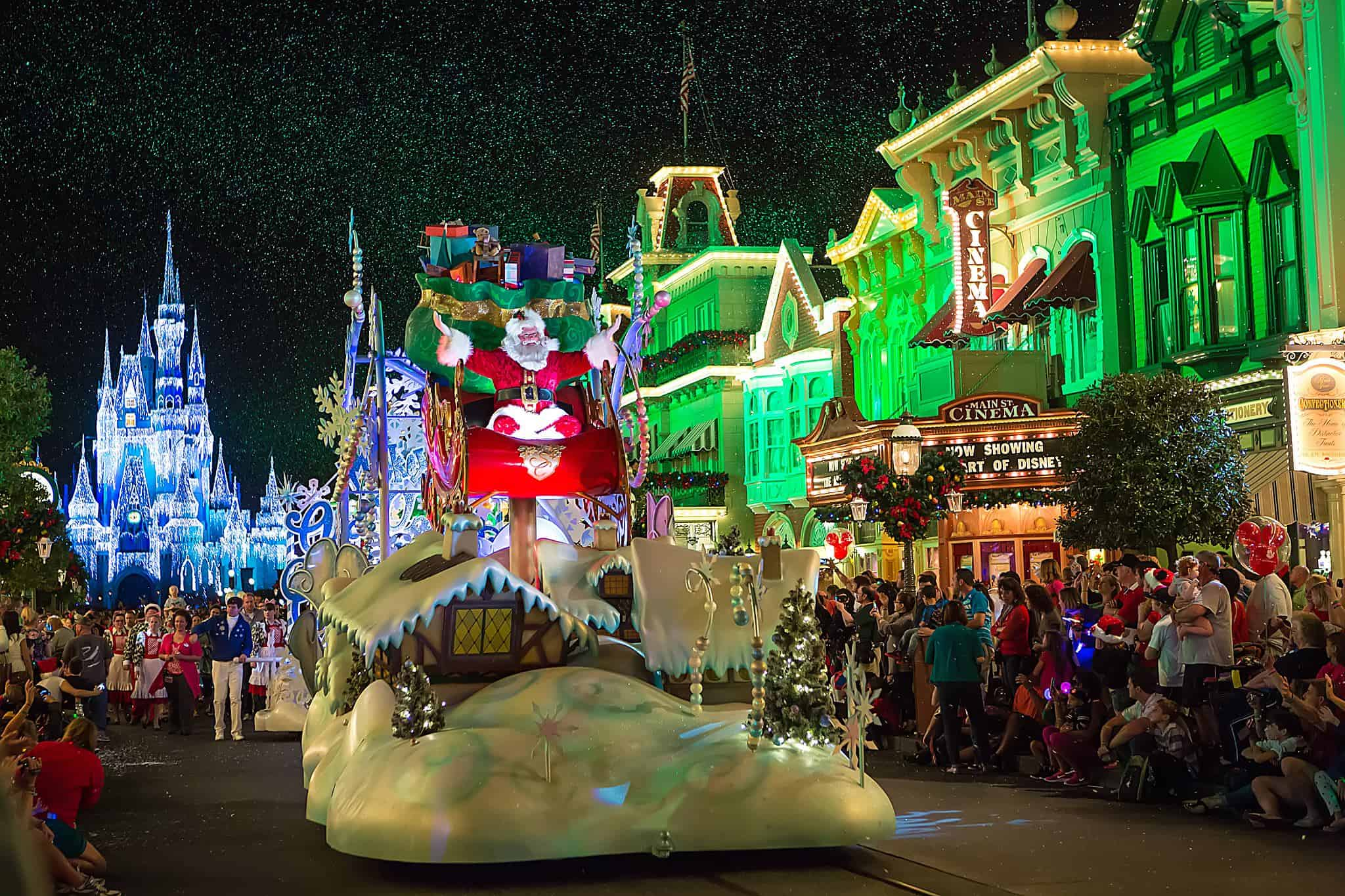 Mickey's Very Merry Christmas Party 2019: Tickets, Prices, and Characters