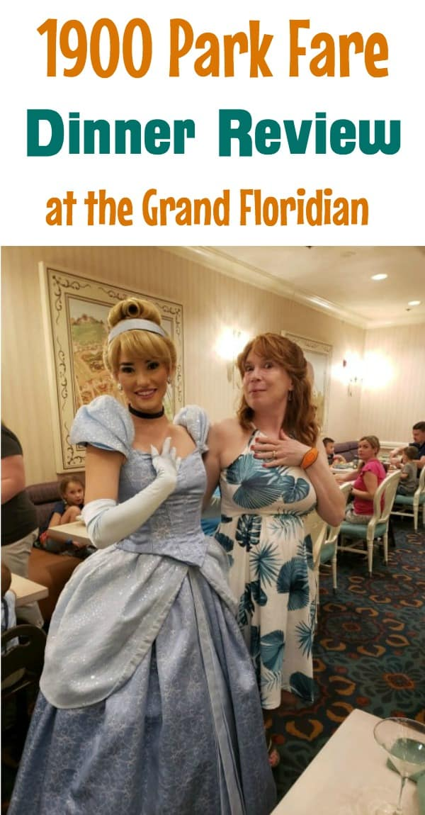 1900 Park Fare dinner review at the Grand Floridian: menu, prices, and characters