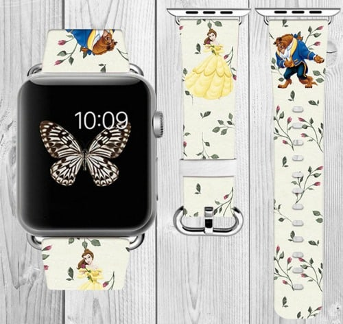 Disney Apple Watch Bands: Beauty and the Beast, Lion King, & More