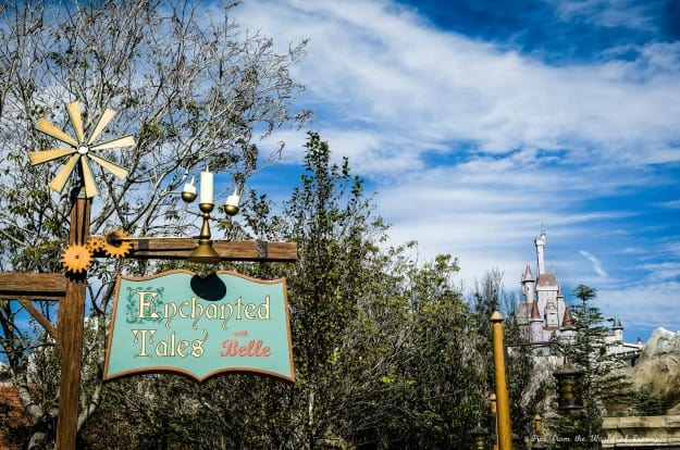 Enchanted Tales with Belle at Disney World