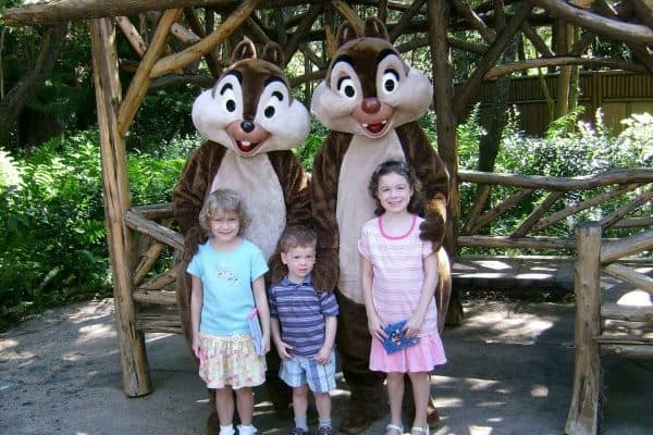 Disney World with 2, 3, and 4 Year Olds: Rides, Best Park, and Tips