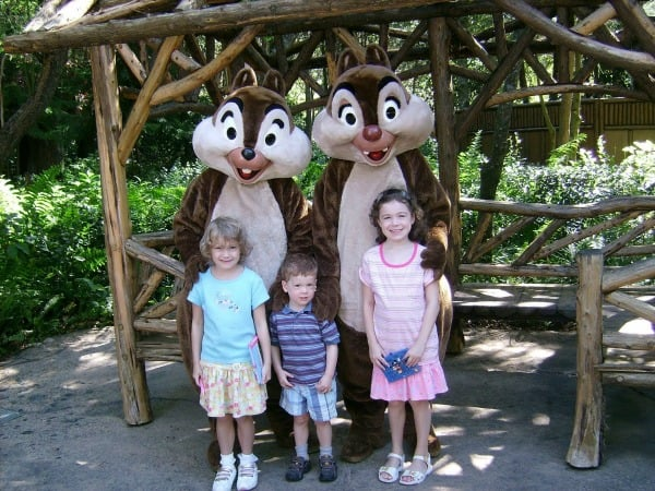 Disney World with 2, 3,& 4 Years Olds: Tips and Best Rides &  Parks for Toddlers