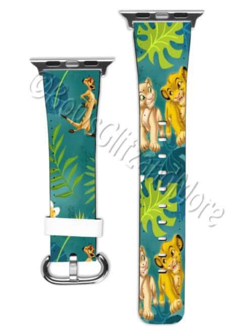 Disney Lion King Apple Watch Band