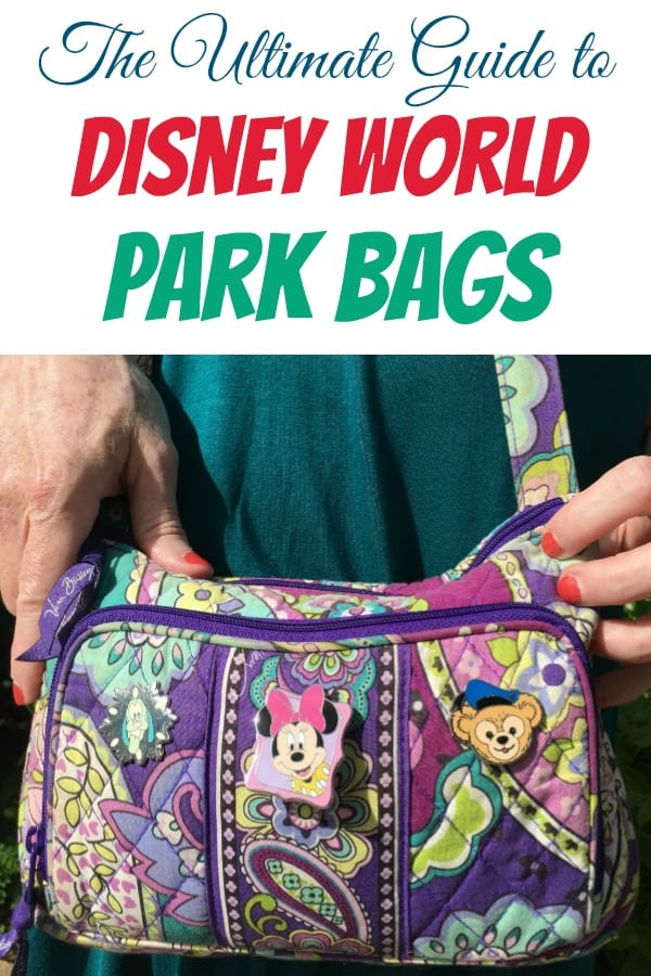 Disney Park bags and best backpacks