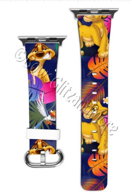 Lion King Apple Watch Band
