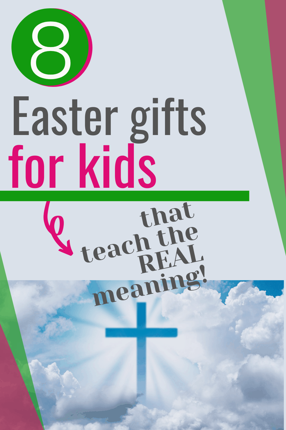 Christian Easter gifts for kids