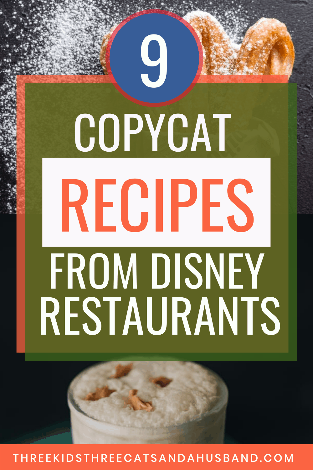 Disney World Copycat Recipes