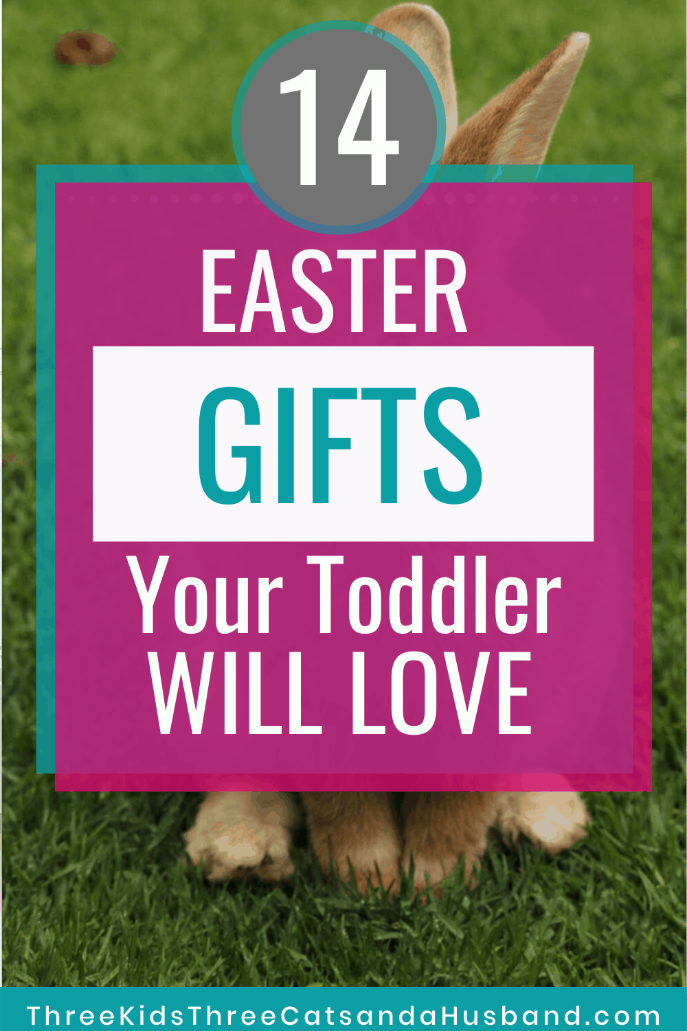 Easter gifts your toddler will love