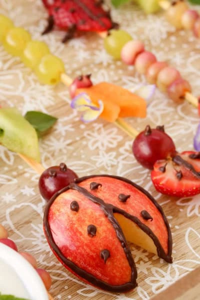 Healthy Bug fun fruit snacks for kids