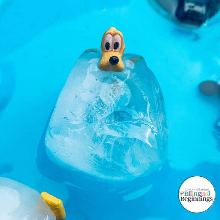 Disney In Ice STEM Activity for Toddlers