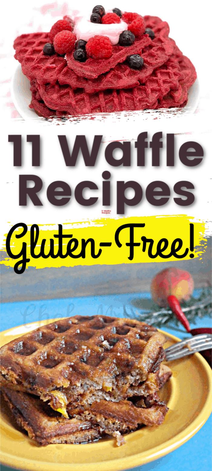 Gluten free waffle recipes