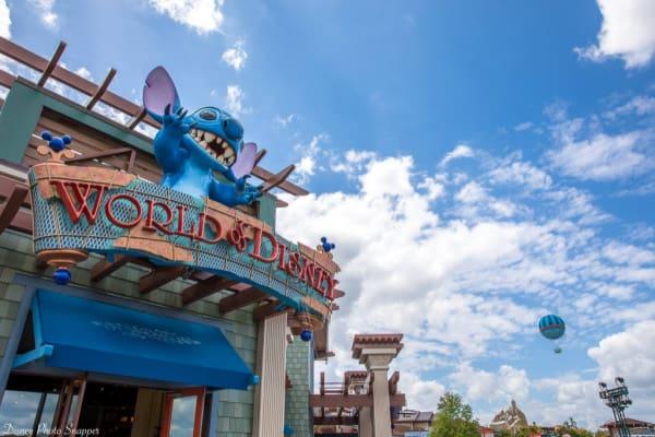 World of Disney Gift Shop in Disney Springs